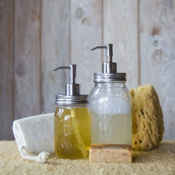 Mason Jar Soap Dispenser Adaptor